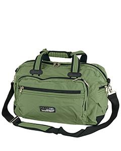 Небольшая спортивная сумка П807В цвета хаки.