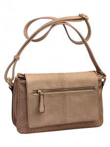 Золотисто-коричневая сумка Orsa Oro.