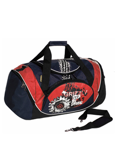 Спортивная сумка Grizzly СП-1533 синяя.