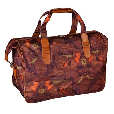 Раквояж дорожный 2509 - дорожные сумки, саквояжи - Аксессуары из кожи.