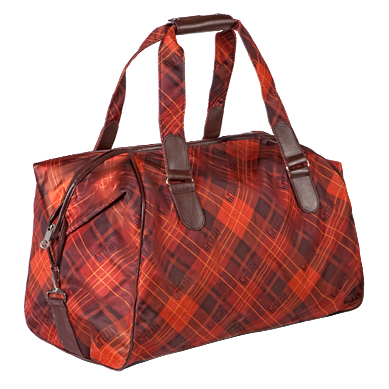 Женская дорожная сумка Grizzly / Д-83.