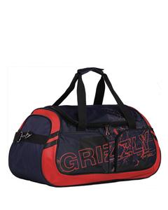 Синяя спортивная сумка Grizzly СП-1535.