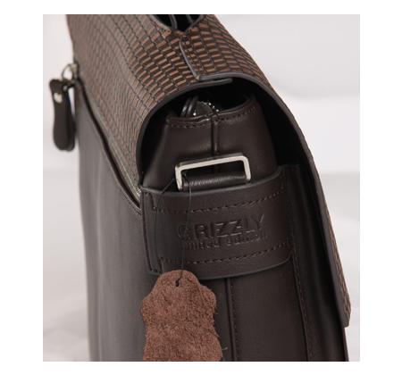 Описание: Портфель с клапаном, передним объёмным карманом на молнии...